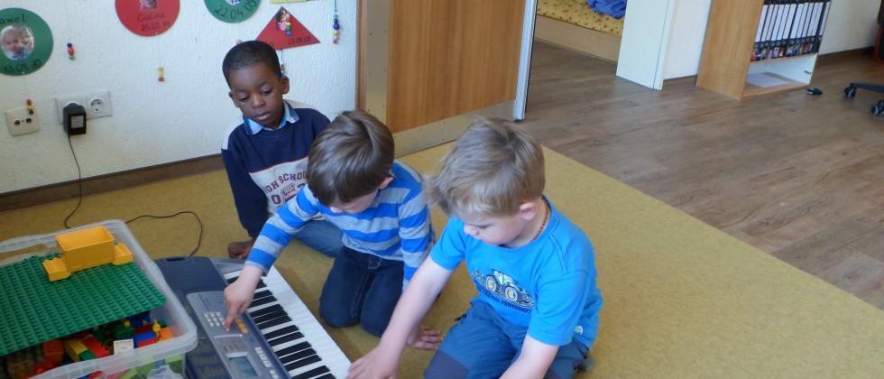 Hubertuskindergarten kevelaer fr hmusikalisches konzept for Konzept kindergarten